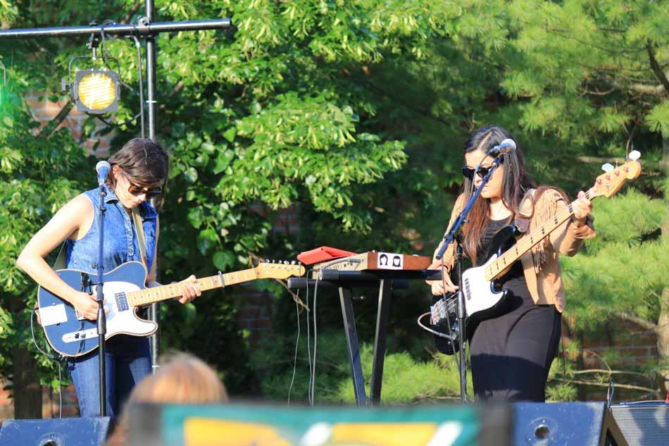 Levitt Amp Sheboygan Music Series