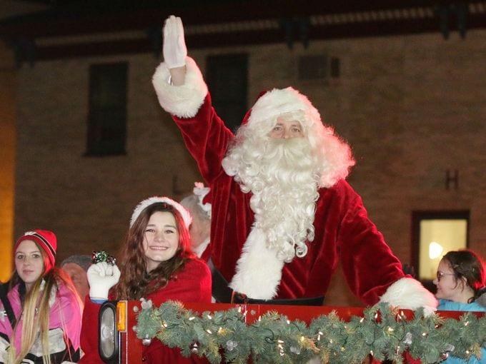 Sheboygan Holiday Parade | Visit Sheboygan