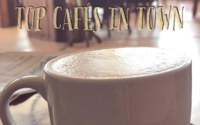 Top Cafés in Town