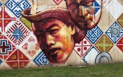 Street Art Through The Sheboygan Project