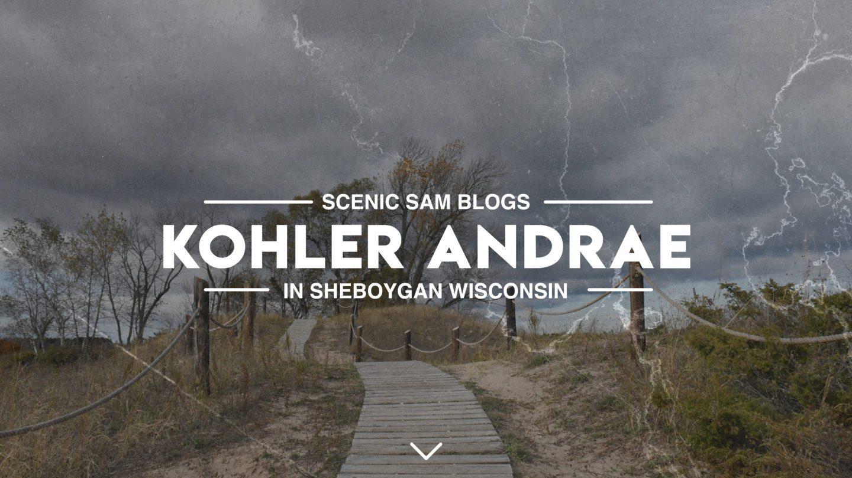 Scenic Sam @ Kohler-Andrae State Park