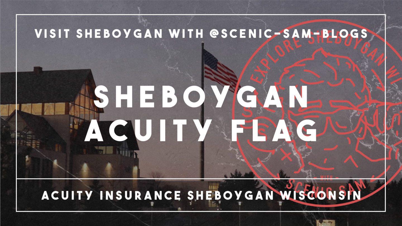 Sheboygan Acuity Flag