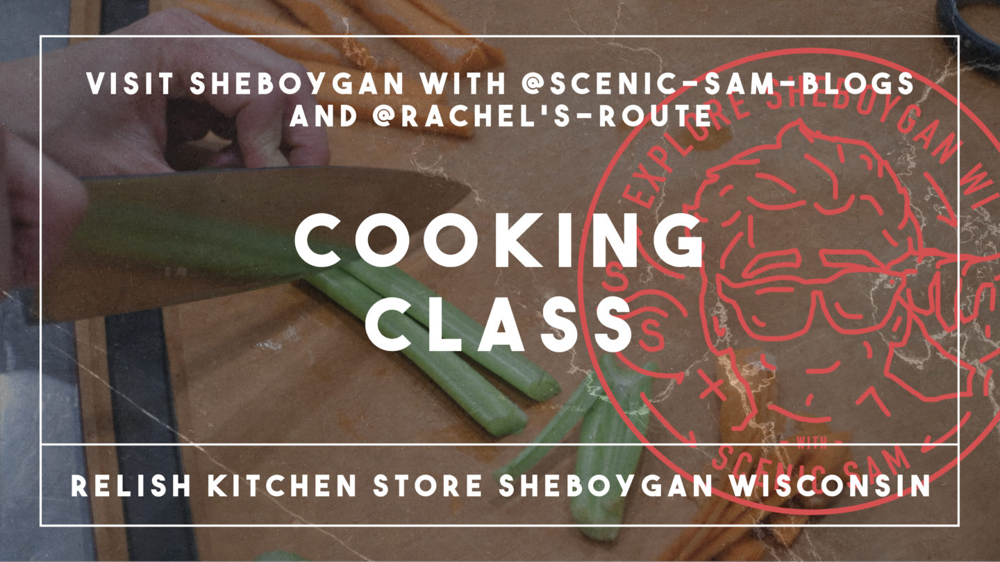 Cooking Class at Relish Kitchen Store